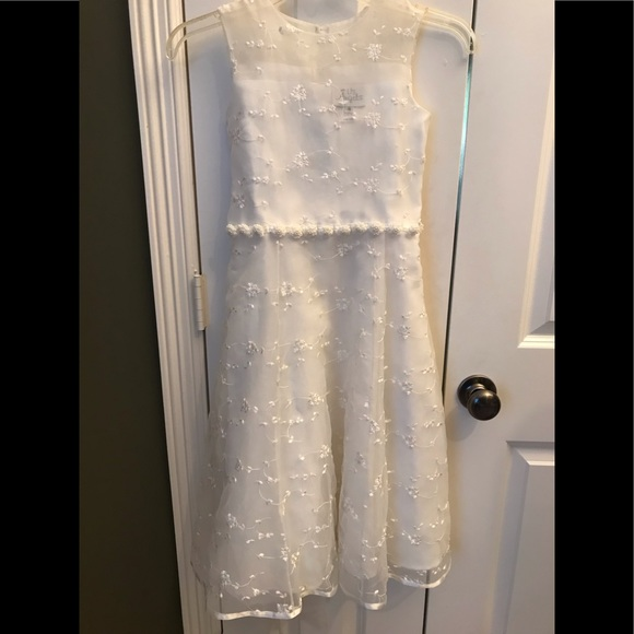 Us Angels Other - US Angels Girl's Special Occasion white Dress,  8